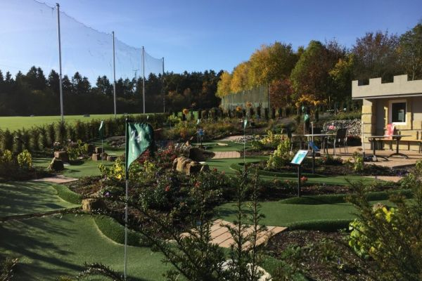Adventuregolf am Twistesee