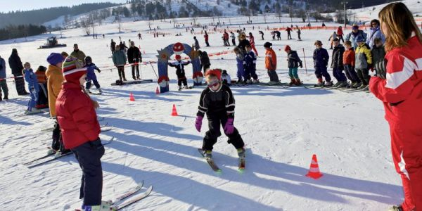 Kinder Skischule in Willingen