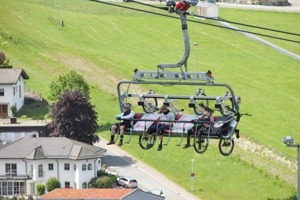 Bike-Park Willingen - K1-Sessellift
