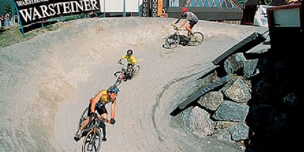 Race op het Mountain Bike Festival Willingen