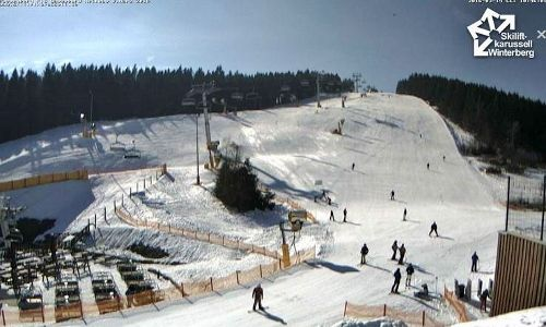 Webcam Poppenberg Winterberg