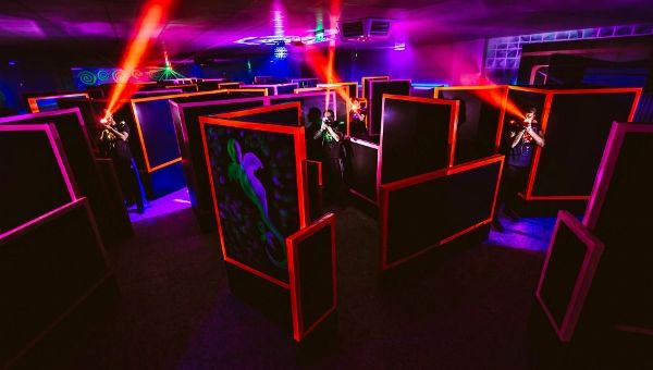 Full-One Lasertag Winterberg
