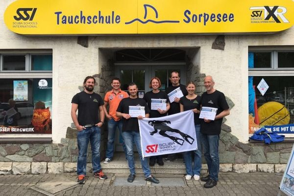 Tauchschule Sauerland am Sorpesee