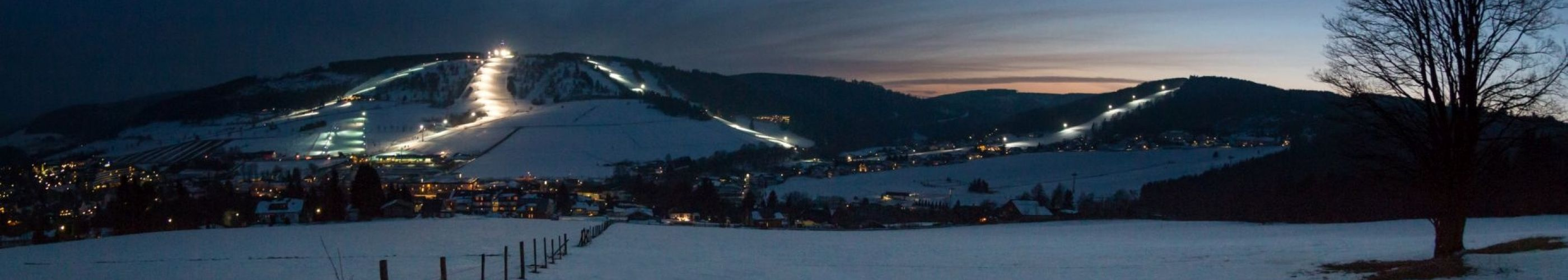Flutlicht Ski in Willingen