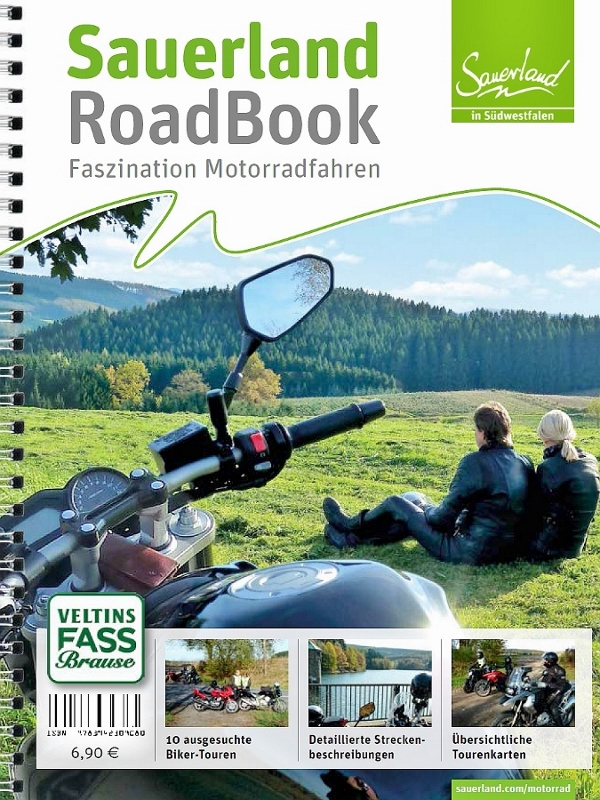 Motor-Roadbook Sauerland
