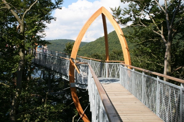TreeTopWalk am Edersee