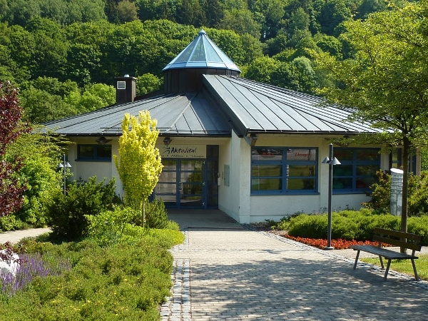 AktiVital Sportpavillion im Stryckpark Willingen
