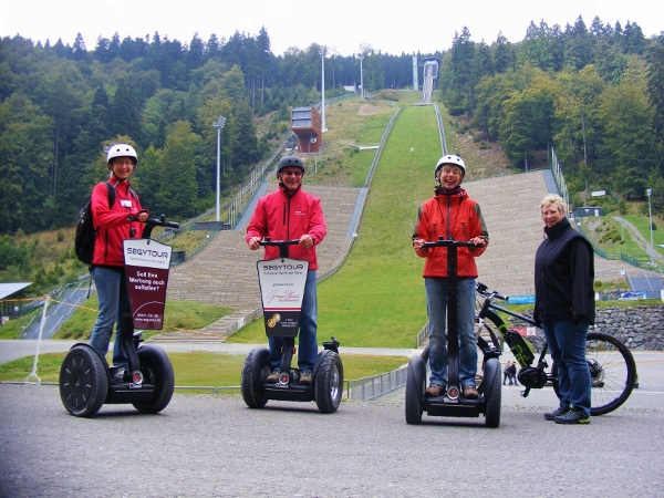 Segwaytour in Willingen