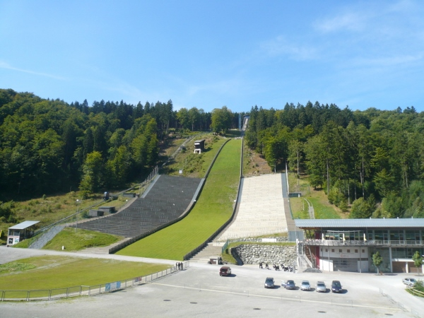 Mühlenkopfschanze in Willingen